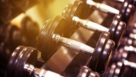 free-weights-gym-routine